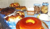 Café da Manhã - Casa Rosada Ubatuba - foto 02