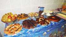 Café da Manhã - Casa Rosada Ubatuba - foto 04