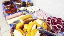 Café da Manhã - Casa Rosada Ubatuba - foto 07