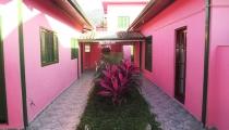 Jardim - Casa Rosada Ubatuba - Praia do Perequê-Açu -foto 01