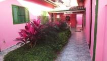 Jardim - Casa Rosada Ubatuba - Praia do Perequê-Açu - foto 02